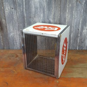 Cott Box with Chrome Grill