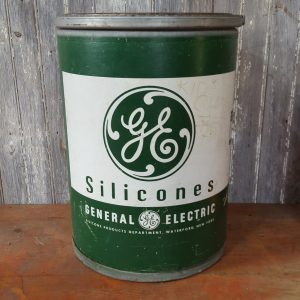 Vintage General Electric Can