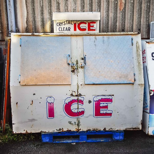 American Store Front Ice Chest