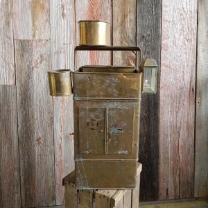 Vintage Style Camping Cupboard