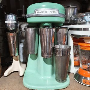 Hamilton Beach Drinks Mixer 1940's