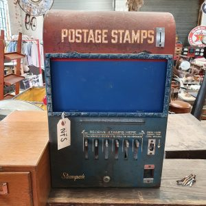 Postage Stamp Vending Machine