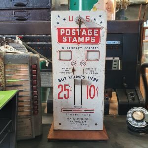 American Postage Stamp Vending Machine