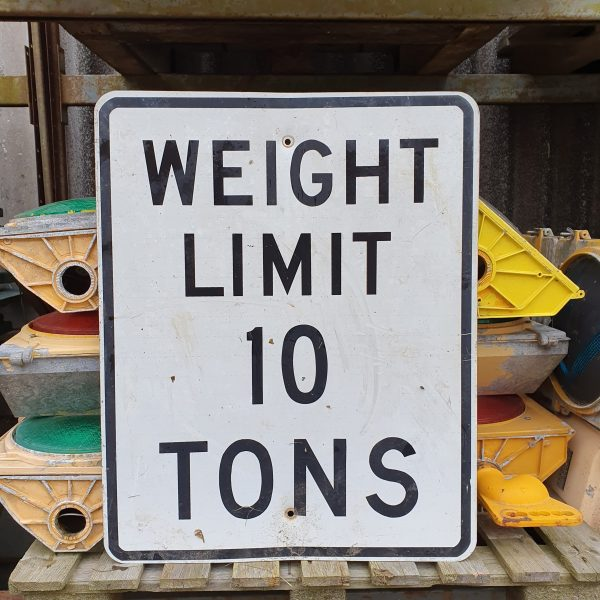 Weight Limit 10 Tons