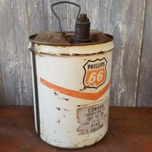 Philips 66 Gas Can Vintage