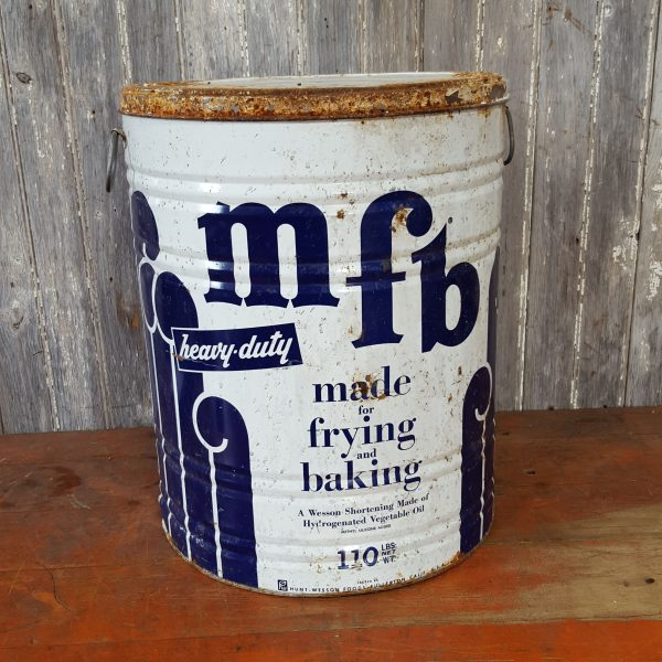 MFB Vegetable Oil Can