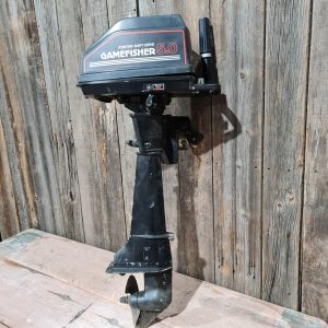 Gamefish outboard