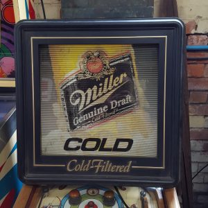 American Light Up Beer Sign