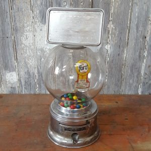 Vintage Ford Gumball Machine