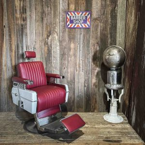 Belmont Barbers Chairs
