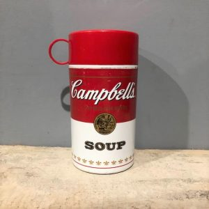 Campbell's Condensed Soup Thermos Flask