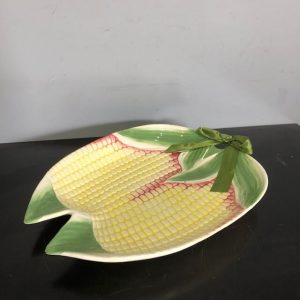 Corn On The Cob Shaped Plate