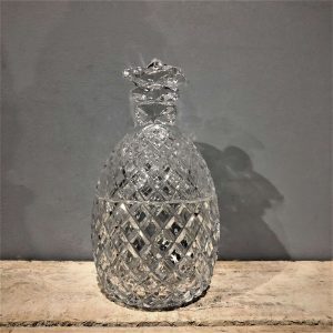 Cut Glass Pineapple