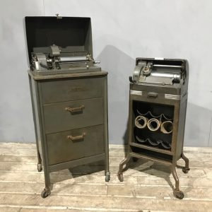 Edison Ediphone & Transcription Machine