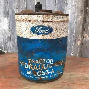 Vintage Tractor Hydraulic Oil Can