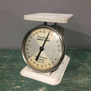 American Family Vintage Scales