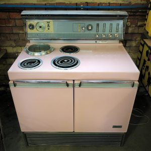Original 1950'S American Frigidaire Custom Imperial Electric Stove