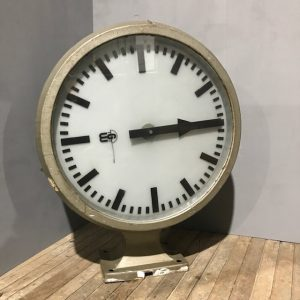 Industrial Size Original Station Clock