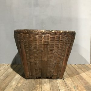 Large Vintage Splint Basket