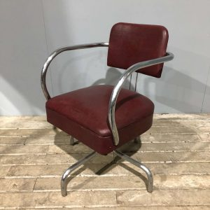 Vintage Royalchrome Office Chair