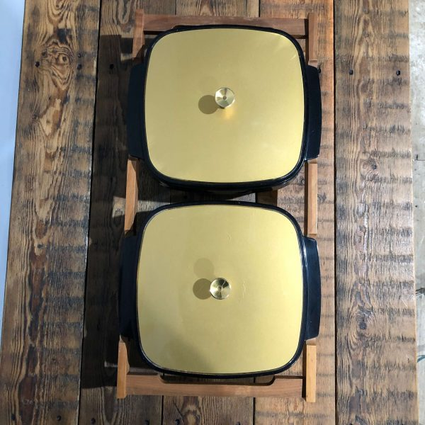 West Bend Thermo Serving Dish