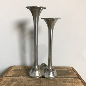 Pair Of Vintage Truck Horns
