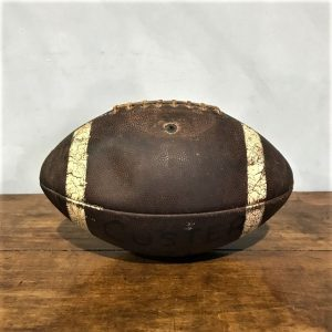 Leather Vintage American Football