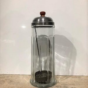 Vintage Diner Straw Dispenser