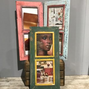 Large Rustic Style Picture Frames