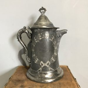 Large Plated Tankard