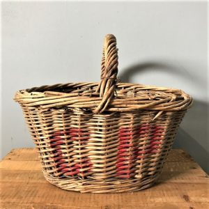 French Grape Basket