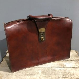 Ladies Vintage Brief Case