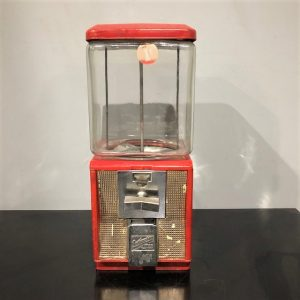 Northwestern Vintage Gumball Machine