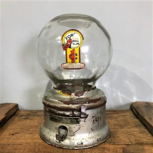 Original Vintage Ford Gumball Machine