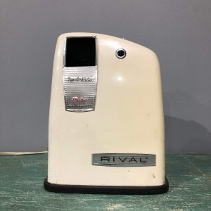 Rival Ice O Matic Vintage Electric Ice Crusher