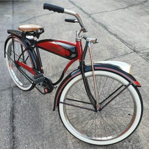 1951 Schwinn Panther Push Bike