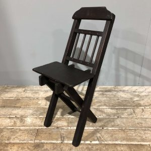 Small Vintage Folding Chair