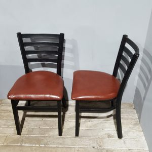 Steel Framed Restaurant Chairs