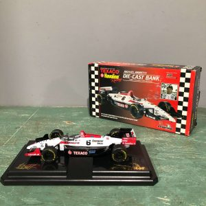 Texaco Havoline Die Cast Model Car Michael Andretti