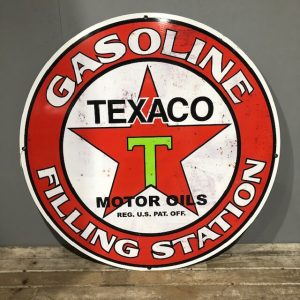 Texaco Large Vintage Style Sign