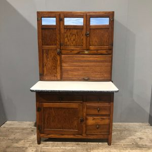 Traditional Hoosier Kitchen Cabinet