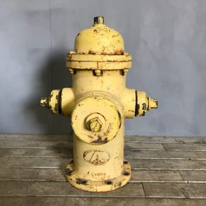 Vintage American Fire Hydrant