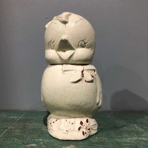 Vintage Hull Pottery Chick Cookie Jar