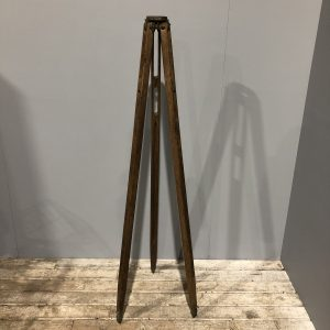 Wooden Vintage Tripod Stand