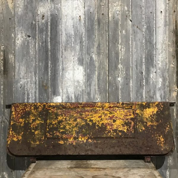 Salvaged 1938 Ford Pickup Tailgate