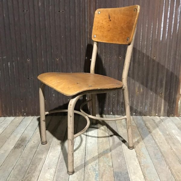 Small Vintage School Chair