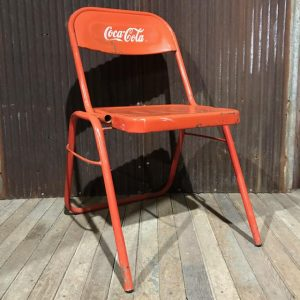 Coca Cola Stackable Chair