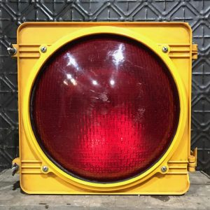 Original American Red Traffic Light