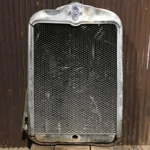 1929 Chevrolet International 2 door Coach Radiator Grill