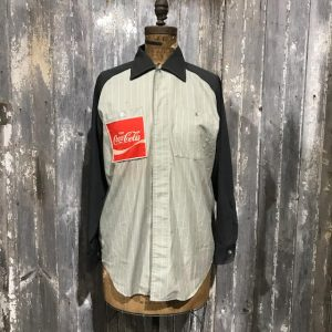 Coca-Cola Button Up Uniform Shirt